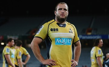 Ben Alexander comes on to the bench for this weekend's Super rugby match