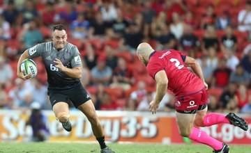 Super Rugby fullback Israel Dagg starts on the wing