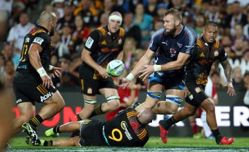 RG Snyman (C) has been named the Bulls Super rugby captain this weekend