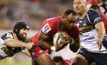 Super Rugby winger Chris Kuridrani starts this weekend