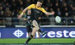 Beauden Barrett of the Hurricanes returns to Super rugby this weekend