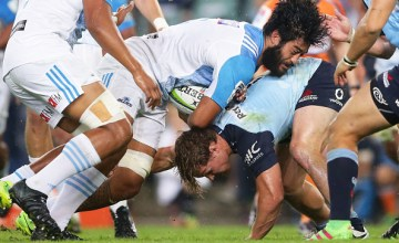 The Waratahs will play the Blues at Brookvale Oval in Manly, Sydney