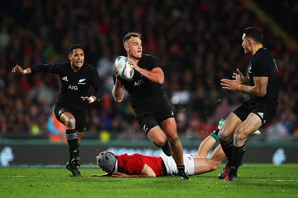 327fa37102b All Blacks make two changes for British and Irish Lions - Super Rugby |  Super 15 Rugby and Rugby Championship News,Results and Fixtures from Super  XV Rugby