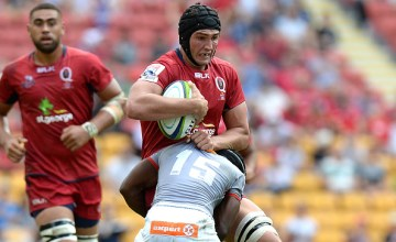 Rob Simmons returns to Super Rugby this weekend