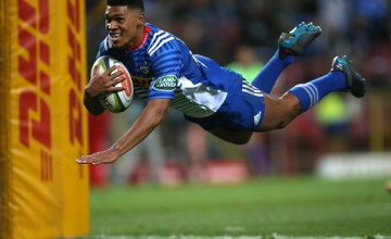 Damian Willemse of the Stormers
