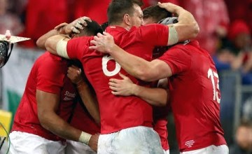 New Zealand vs British & Irish Lions 2nd Test 2017