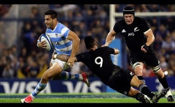 Rugby Championship video highlights