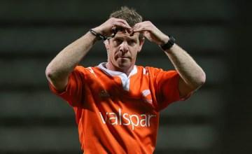 Super Rugby Referee Jamie Nutbrown