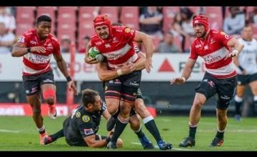 Lions v Sharks Super Rugby Rd.1 2018 Video Highlights   Super Rugby Video Highlights