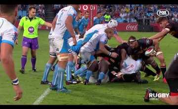 Super Rugby Video Highlights