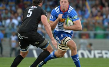 JD Schickerling of the Stormers during the Super Rugby match between Stormers and Bulls