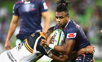 Will Genia is injured this weekend and is replaced by Michael Ruru