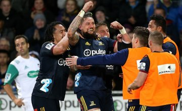 Elliot Dixon will win his 100th Super rugby cap for the Highlanders