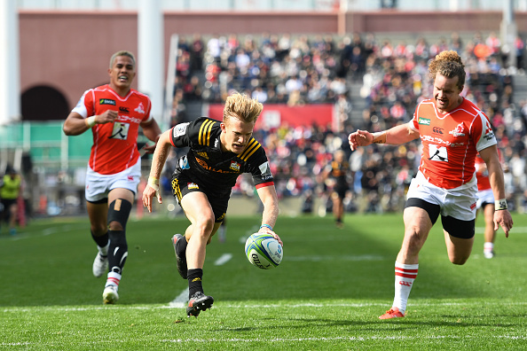 Damian McKenzie returns to the Chiefs Super rugby side to play the Waratahs