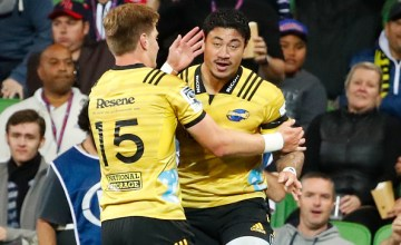 Ben Lam will continue to play Super Rugby for the Hurricanes