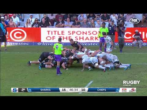 Super Rugby, Super 15 Rugby, Super Rugby Video, Video, Super Rugby Video Highlights ,Video Highlights, Sharks, Chiefs, Super15, Super 15, SuperRugby