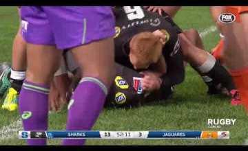 Super Rugby, Super 15 Rugby, Super Rugby Video, Video, Super Rugby Video Highlights ,Video Highlights, Sharks , Jaguares , Super15, Super 15, SuperRugby