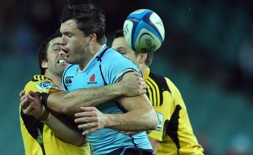 Ashley-Cooper to play Super rugby for Waratahs in 2019