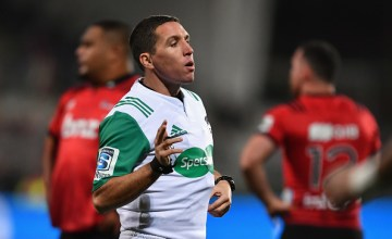 Federico Anselmi starts the Super rugby action this weekend in Dunedin