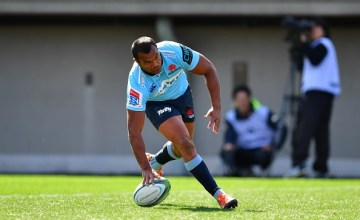 Kurtley Beale will captain the Waratahs this weekend