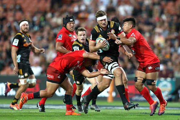Michael Allardice has been named Chiefs Super rugby captain