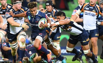 Will Genia leads Melbourne Rebels to victory over Brumbies