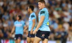 Michael Hooper will play his 100th Super rugby cap for the Waratahs this
