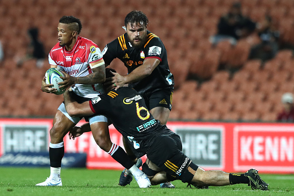 Super Rugby Rd 10 – Chiefs v Lions
