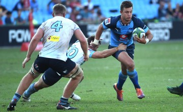 Handré Pollard booted the Bulls to a deserved victory over the NSW Waratahs at Loftus Versfeld, Pretoria