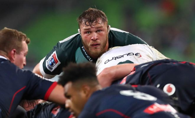 Duane Vermeulen will captain the Bulls in Super rugby this weekend