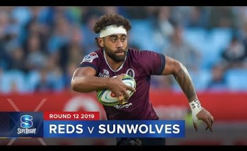 Super Rugby, Super 15 Rugby, Super Rugby Video, Video, Super Rugby Video Highlights ,Video Highlights, Reds , Sunwolves , Super15, Super 15, SuperRugby