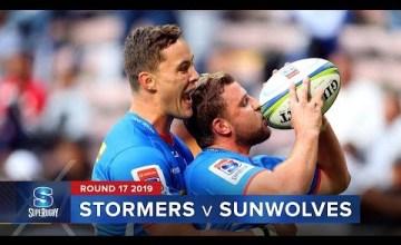 Super Rugby, Super 15 Rugby, Super Rugby Video, Video, Super Rugby Video Highlights, Video Highlights, Stormers, Sunwolves, Super15, Super 15, SuperRugby, Super 14, Super 14 Rugby, Super14,