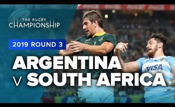Rugby Championship, South Africa, Argentina , rugby Championship Video Highlights ,Video Highlights, Video,