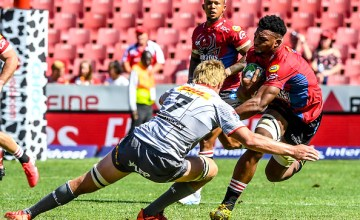 Nel breaks Lions hearts as Stormers edge Lions 30-33 in thriller at Ellis Park, Johannesburg (Photo by Sydney Seshibedi/Gallo Images/Getty Images)