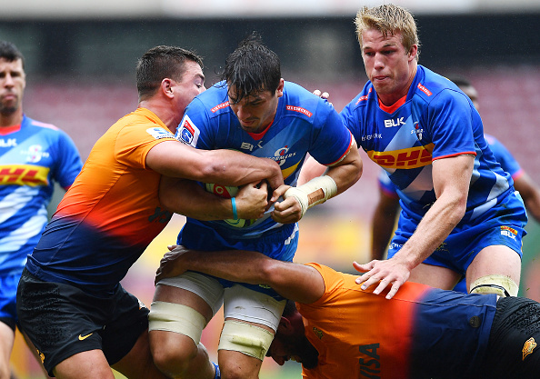 Stubborn Stormers edge Jaguares in bruising battle