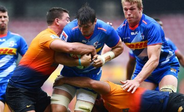 The Stormers won a bruising encounter against the Jaguares 17-7 at a wet and windy Newlands, Cape Town