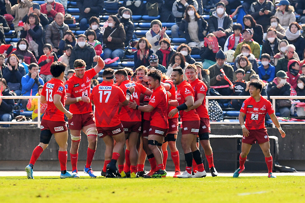 Five star Sunwolves stun rudderless Rebels 36-27 at Level5 Stadium, Fukuoka