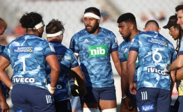 The Blues will be led by captain Patrick Tuipulotu