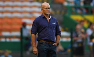 Stormers Super rugby head coach John Dobson