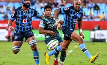 Rampant Rosco Specman treble sees Belligerent Bulls gore lowly Highlanders 38-13 at Loftus Versfeld, Pretoria