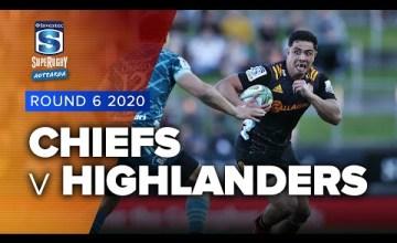 Chiefs v Highlanders Rd.6 2020 Super rugby Aotearoa video highlights | Super Rugby Aotearoa Video Highlights