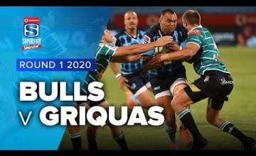 Bulls v Griquas Rd.1 2020 Super rugby unlocked video highlights | Super Rugby unlocked Video Highlights