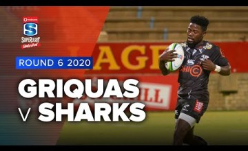 Griquas v Sharks Rd.6 2020 Super rugby unlocked video highlights | Super Rugby unlocked Video Highlights