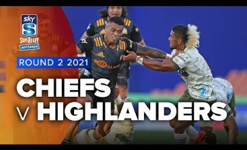 Chiefs v Highlanders Rd.2 2021 Super rugby Aotearoa video highlights