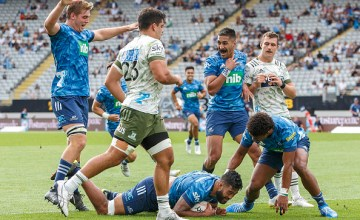 Super Rugby Aotearoa Rd 3 - Blues v Highlanders