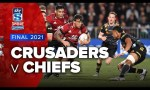 Crusaders v Chiefs 2021 Super rugby Aotearoa Final video highlights