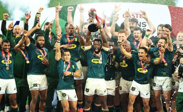 South Africa are champions again