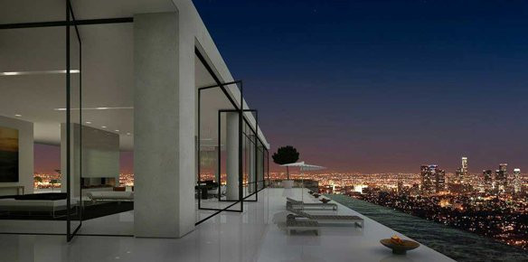 Los Angeles Penthouse On Sale For 45 Million