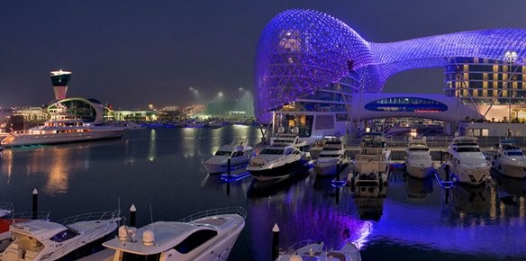 Yas Marina Launch Offers For Abu Dhabi Grand