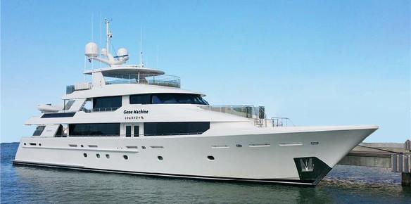 Gene Machine An All American Motor Yacht